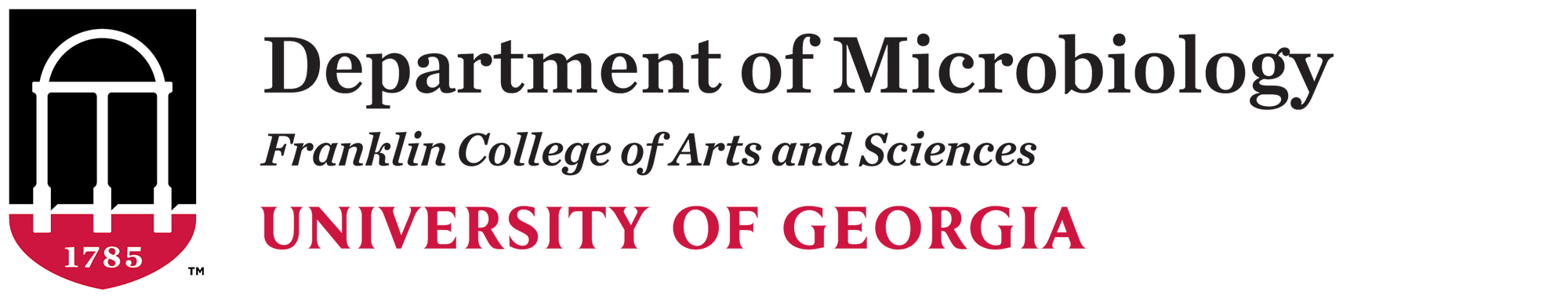 Graduate Program Handbook Department Of Microbiology Uga Dissertation Format Check
